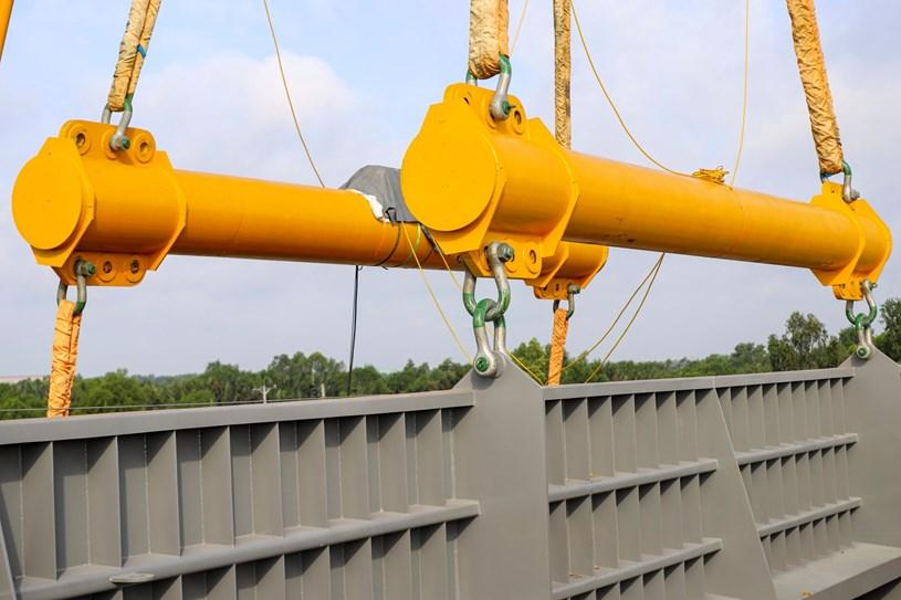 Các dự án giao thông sắp hoàn thành tại TP.HCM - Ảnh 39