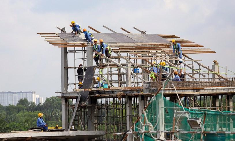 Các dự án giao thông sắp hoàn thành tại TP.HCM - Ảnh 38