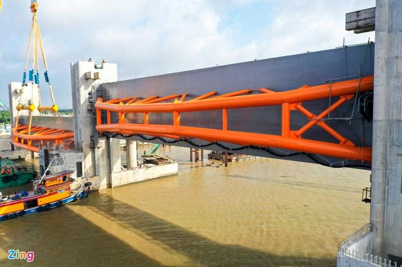 Các dự án giao thông sắp hoàn thành tại TP.HCM - Ảnh 35