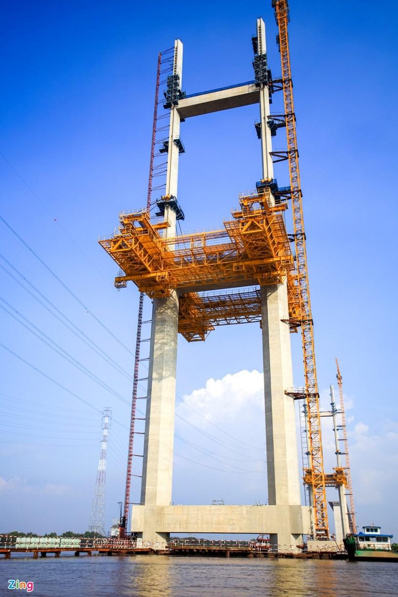 Các dự án giao thông sắp hoàn thành tại TP.HCM - Ảnh 51