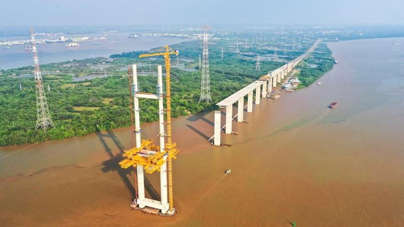 Các dự án giao thông sắp hoàn thành tại TP.HCM - Ảnh 47