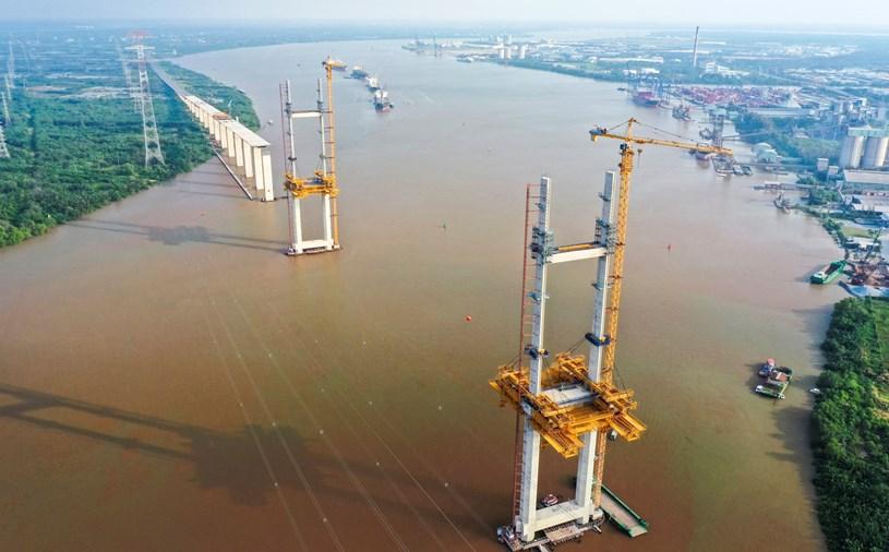 Các dự án giao thông sắp hoàn thành tại TP.HCM - Ảnh 45