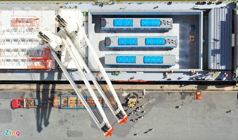 Các dự án giao thông sắp hoàn thành tại TP.HCM - Ảnh 21
