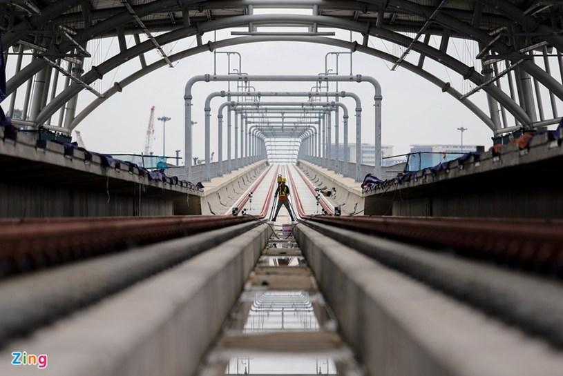 Các dự án giao thông sắp hoàn thành tại TP.HCM - Ảnh 13