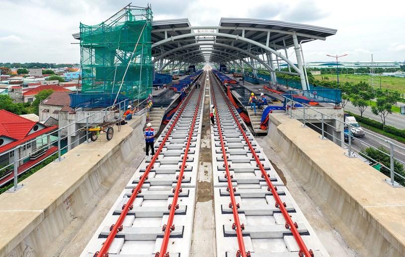 Các dự án giao thông sắp hoàn thành tại TP.HCM - Ảnh 11
