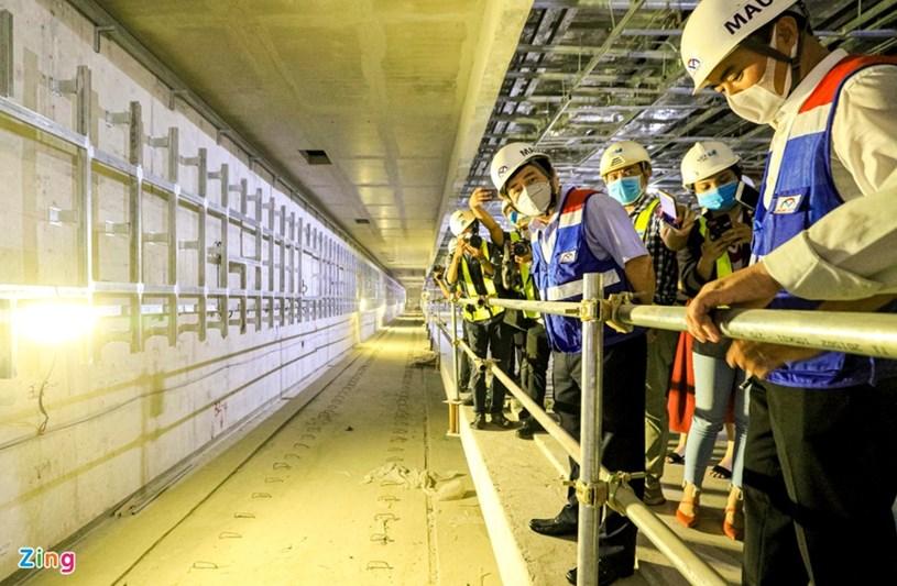 Các dự án giao thông sắp hoàn thành tại TP.HCM - Ảnh 19