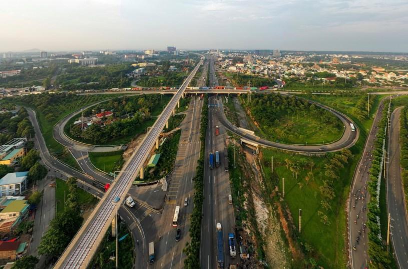 Các dự án giao thông sắp hoàn thành tại TP.HCM - Ảnh 10