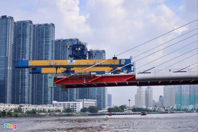 Các dự án giao thông sắp hoàn thành tại TP.HCM - Ảnh 29