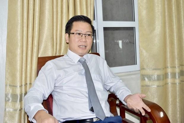 Ông Nguyễn Văn Tuấn, giám đốc hãng Luật TGS (Đoàn Luật sư thành phố Hà Nội). (Ảnh: NVCC)