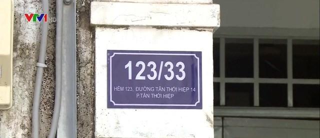 Để tìm ra được những ngôi nhà trong hẻm 123 đường Tân Thới Hiệp, quận 12, TP.HCM là điều không đơn giản