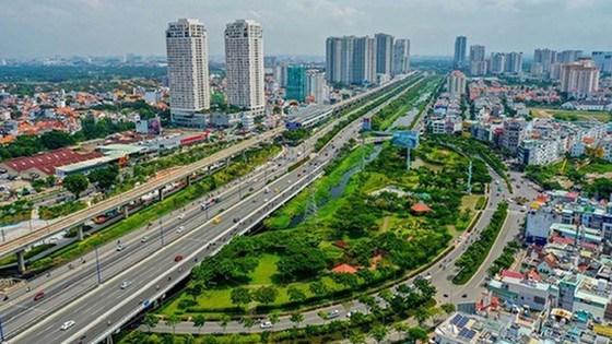 Diện mạo đô thị hiện đại