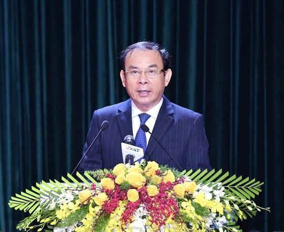 Bí thư Thành ủy TPHCM Nguyễn Văn Nên: Công bố TP Thủ Đức ra đời - Thời khắc lịch sử - Ảnh 1