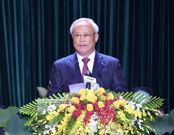 Bí thư Thành ủy TPHCM Nguyễn Văn Nên: Công bố TP Thủ Đức ra đời - Thời khắc lịch sử - Ảnh 2