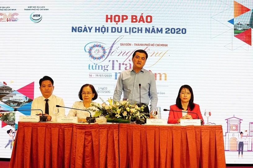 Ngày hội Du lịch TP. Hồ Chí Minh năm 2020 (lần thứ 16)
