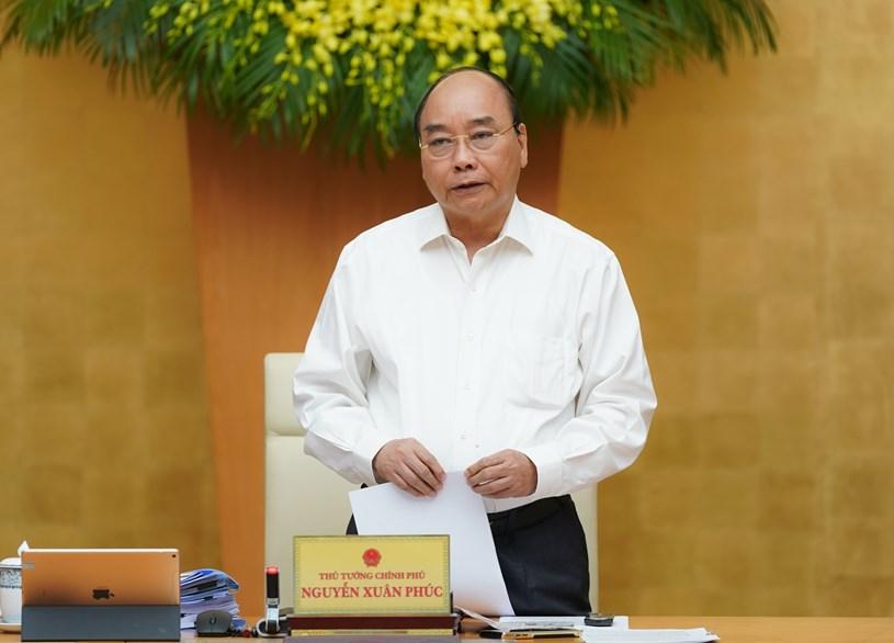 Thủ tướng Chính phủ: Dồn mọi nguồn lực dập dịch, quyết tâm giữ vững kinh tế
