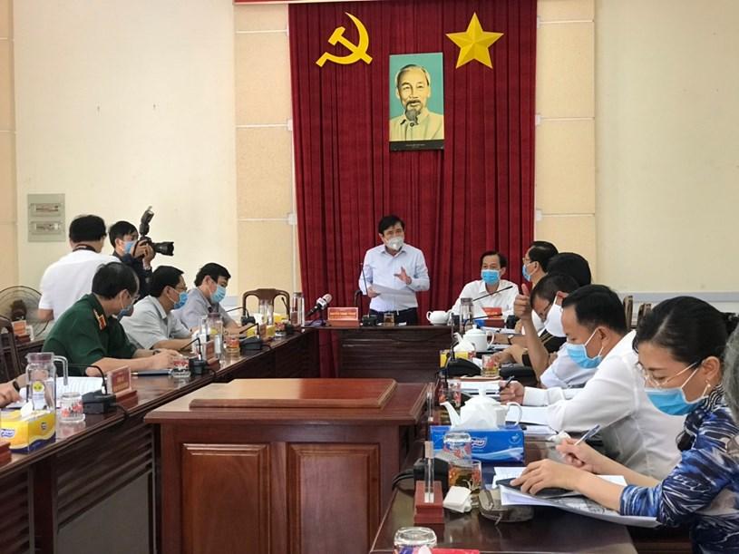 Thông tin báo chí về công tác phòng chống dịch Covid-19 trên địa bàn TP. Hồ Chí Minh ngày 21/3