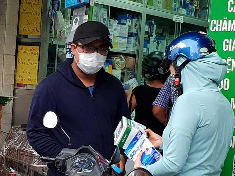 TP. Hồ Chí Minh có đủ khẩu trang vải kháng khuẩn cho dân