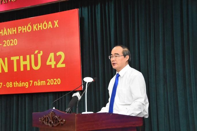 Thông báo Hội nghị lần thứ 42 Ban Chấp hành Đảng bộ TP. Hồ Chí Minh khóa X