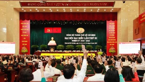 Kết quả phiên họp trù bị Đại hội đại biểu Đảng bộ TPHCM lần thứ XI, nhiệm kỳ 2020-2025