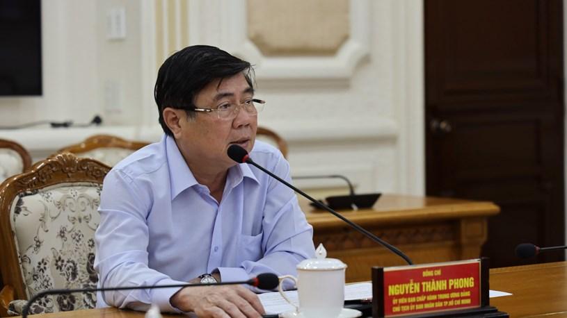 Thông tin báo chí về công tác phòng, chống Covid-19 trên địa bàn TP. Hồ Chí Minh ngày 28/12