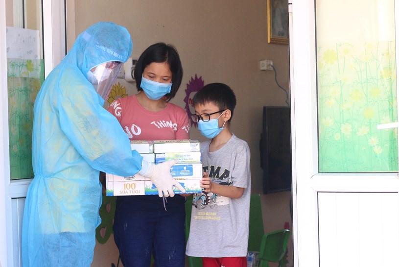 Trẻ em là đối tượng được Vinamilk dành sự quan tâm đặc biệt, với nhiều hoạt động để chăm sóc và bảo vệ các em trong đại dịch