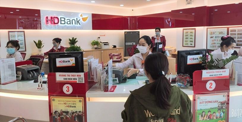 HDBanklà ngân hàng đầu tiên dành ưu tiên quan tâm giảm lãi suất cho khách hàng thuộc địa bàn phong tỏa, giãn cách kéo dài theo Chỉ thị 16