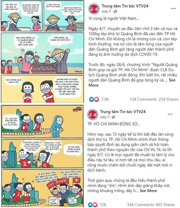 """Tinh thần """"Bạn khỏe mạnh, Việt Nam khỏe mạnh"""" lan tỏa khắp mạng xã hội, truyền năng lượng tích cực - Ảnh 1"""