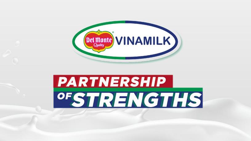 Logo của liên doanh Del Monte – Vinamilk đã được công bố chính thức
