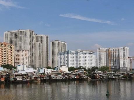 Một góc Thành phố Hồ Chí Minh. (Ảnh minh họa: Thanh Vũ/TTXVN)