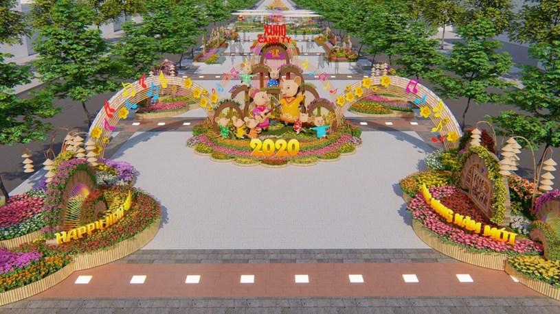 TP. Hồ Chí Minh điều chỉnh giao thông khu vực đường hoa, đường sách Tết 2020