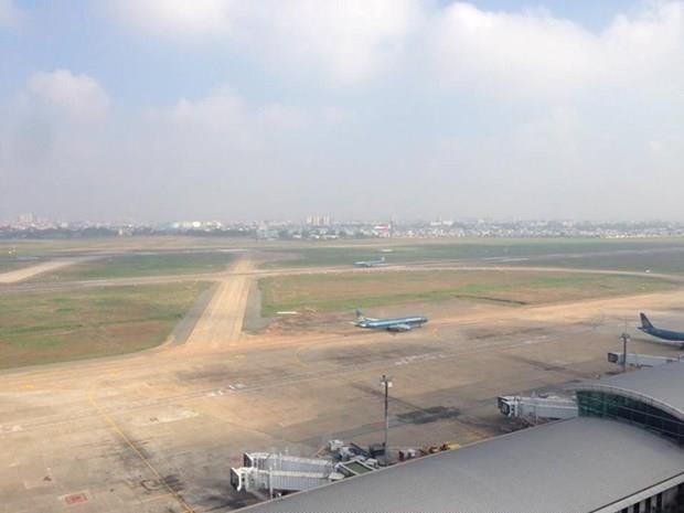Từ ngày 1/7, đóng cửa một đường băng Tân Sơn Nhất để sửa chữa