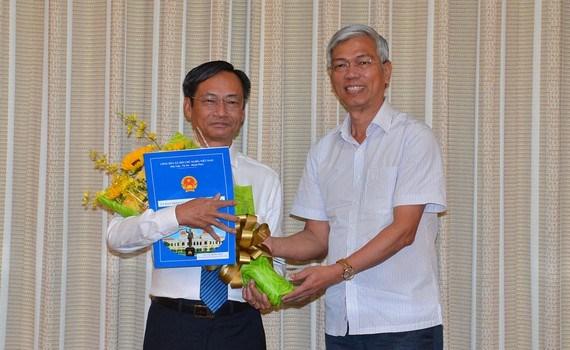 Ông Võ Trung Trực làm Phó Giám đốc Sở TN-MT TP. Hồ Chí Minh