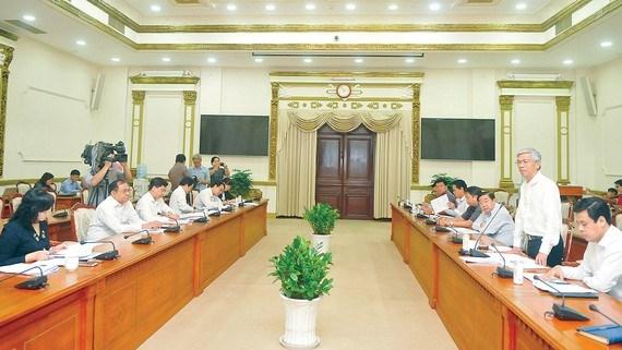 Tăng hiệu quả các dự án công - tư trên địa bàn TP. Hồ Chí Minh