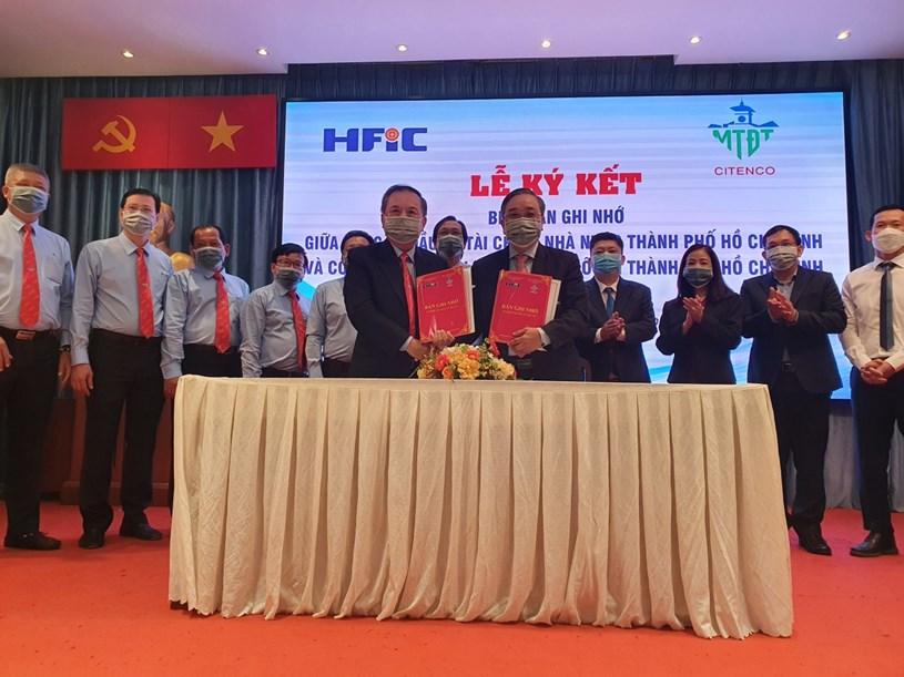 Việc hợp tác giữa Citenco và HFIC nhằm gia tăng hiệu quả các dự án lĩnh vực môi trường tại TPHCM