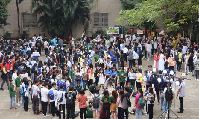 Chuỗi hoạt động dự kiến sẽ thu hút rất đông các bạn sinh viên tại TP.