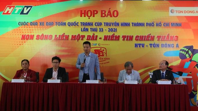 Ông Thái Thành Chung, Phó Tổng Giám đốc HTV, thông tin về giải