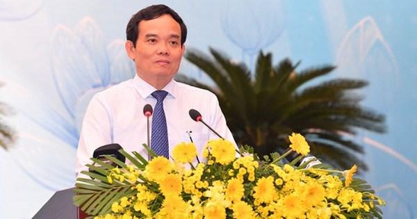 Phó Bí thư Thường trực Thành ủy TPHCM Trần Lưu Quang làm Bí thư Thành ủy Hải Phòng