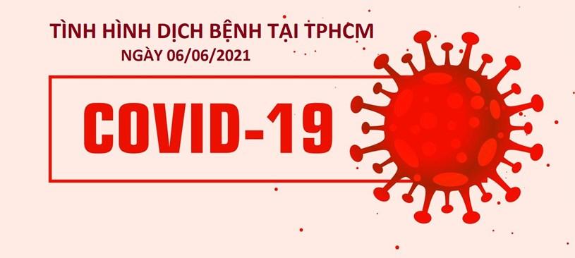 Cập nhật thông tin dịch bệnh trên địa bàn TPHCM ngày 06/06 - Ảnh 1
