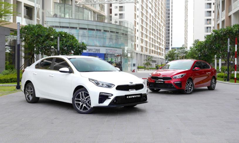 Ưu đãi đặc biệt dành cho khách hàng mua xe Kia, Mazda trong tháng 6/2021 - Ảnh 1