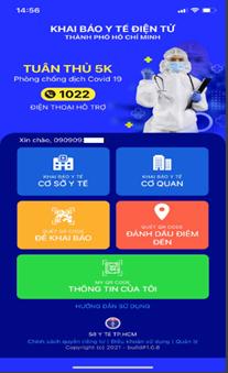 """Trả kết quả xét nghiệm bằng QR Code cho người dân qua ứng dụng di động """"Y tế HCM"""" - Ảnh 3"""