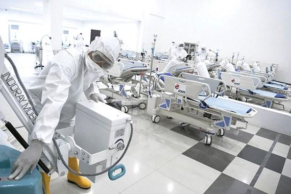 Kết luận thanh tra việc thực hiện các gói thầu mua sắm trang thiết bị y tế