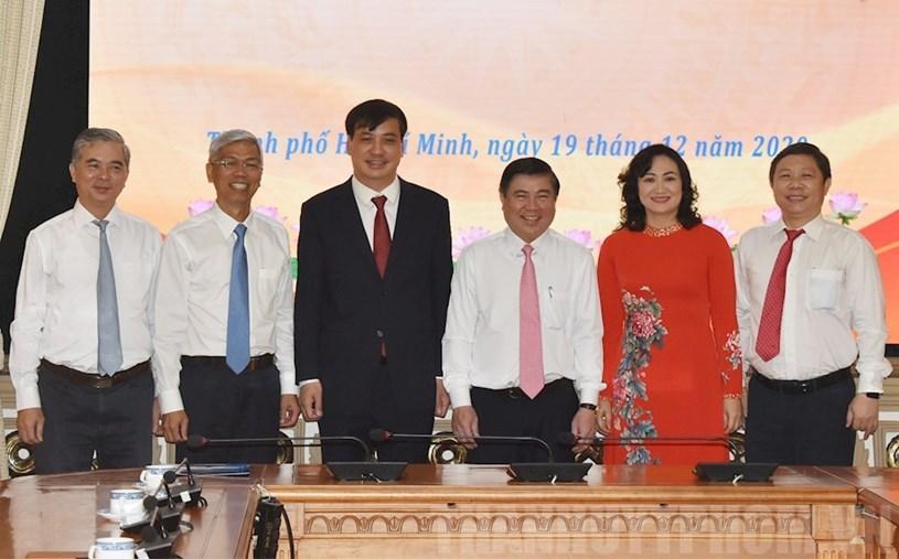 Phân công điều hành hoạt động UBND TPHCM trong thời gian Đại hội XIII của Đảng