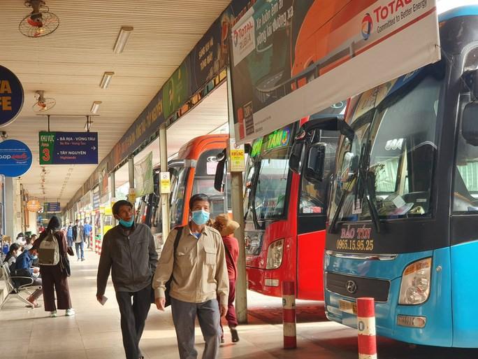 Từ ngày 28/1 sẽ tạm dừng hoạt động xe khách từ TP HCM đi Quảng Ninh, Hải Dương và ngược lại