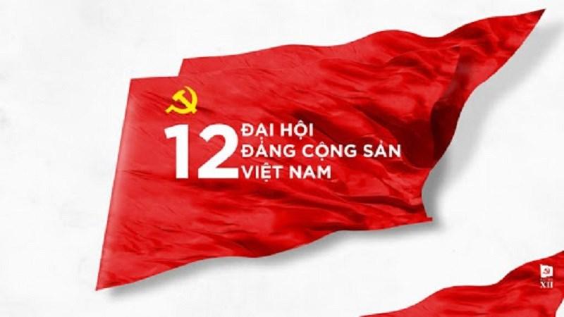 12 kỳ Đại hội của Đảng Cộng sản Việt Nam