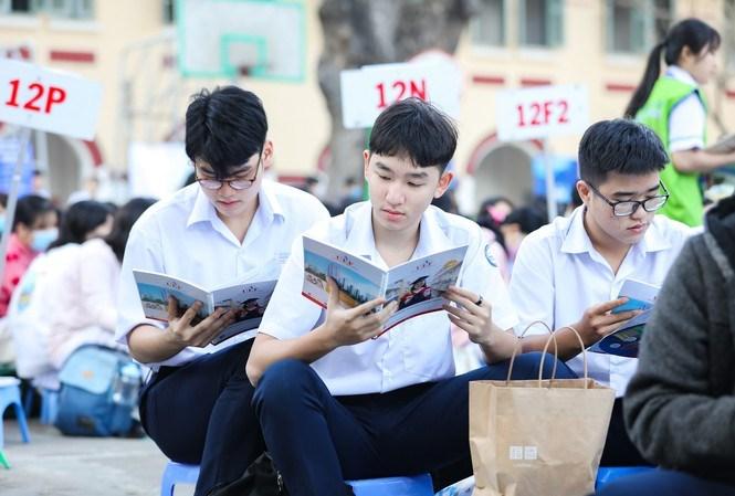 Hai trường đại học đầu tiên ở TPHCM xét tuyển học bạ từ ngày 1/3. Ảnh minh hoạ
