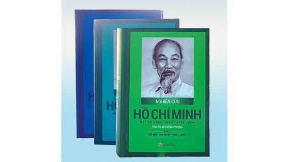 Bộ sách Nghiên cứu Hồ Chí Minh - Một số công trình tuyển chọn