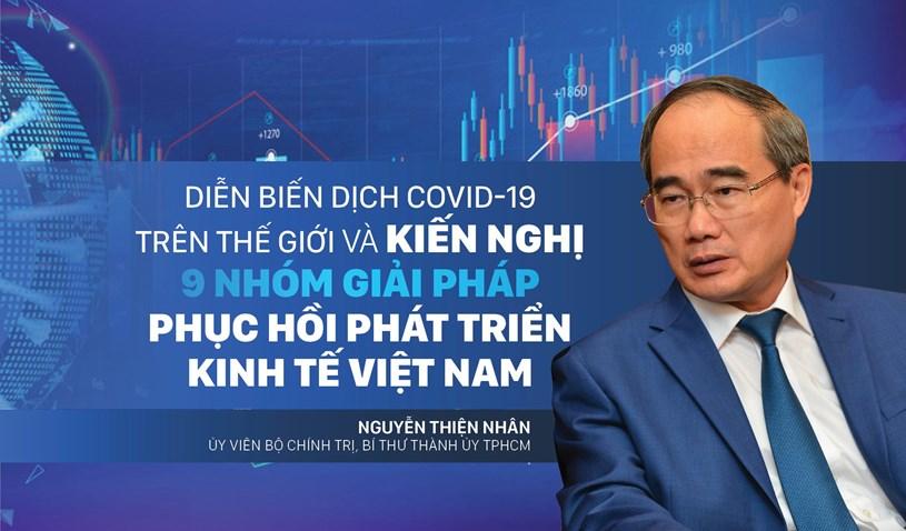 Diễn biến dịch Covid-19 trên thế giới và kiến nghị 09 nhóm giải pháp phục hồi kinh tế Việt Nam - Ảnh 1