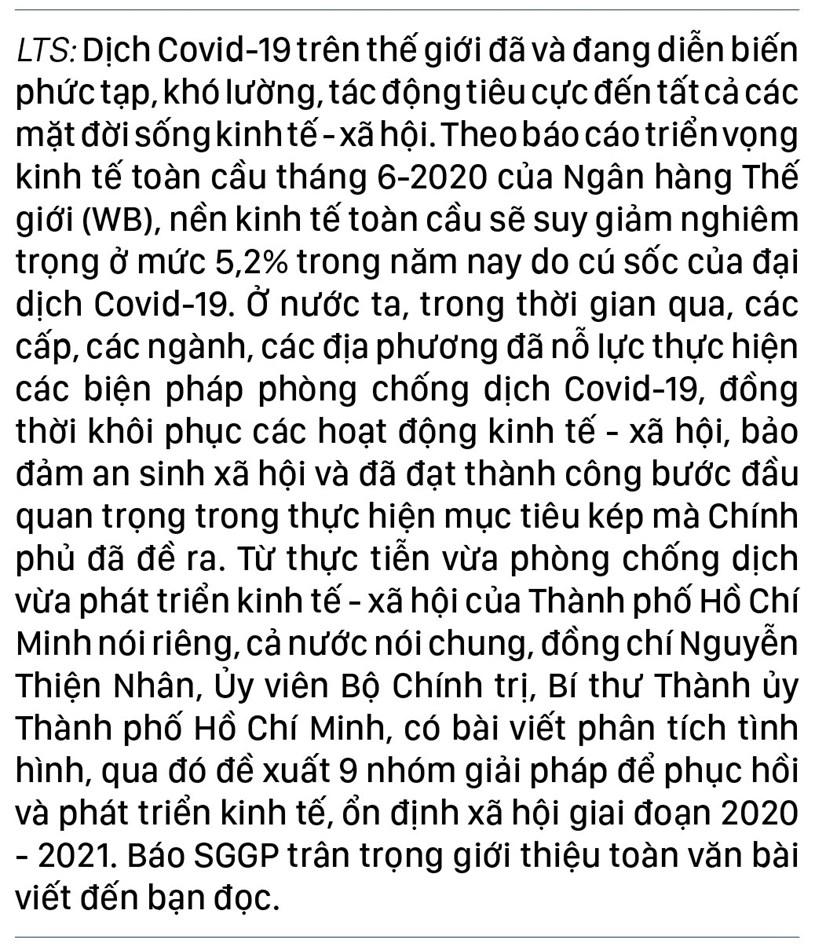 Diễn biến dịch Covid-19 trên thế giới và kiến nghị 09 nhóm giải pháp phục hồi kinh tế Việt Nam - Ảnh 2
