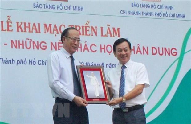 Trưng bày hơn 200 hình ảnh, tư liệu về Chủ tịch Hồ Chí Minh