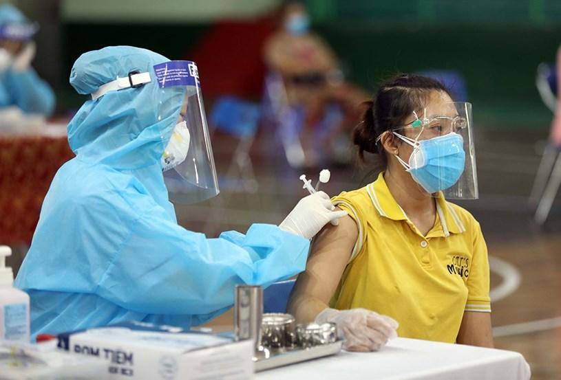 TPHCM thành lập Trung tâm Điều phối tổ chức tiêm vắc xin phòng COVID-19